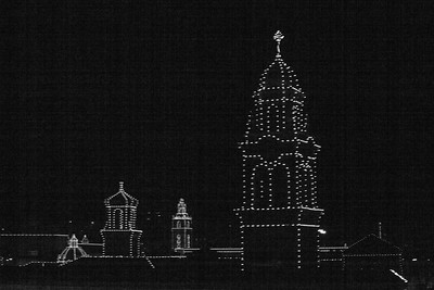 Plaza Lights, Country Club Plaza, Kansas City, MO