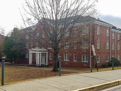 Dorm 7 (Mary Lane Hall) Auburn University.