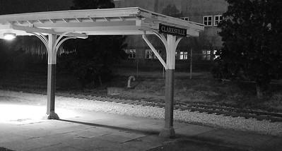 Clarksville Train Station
