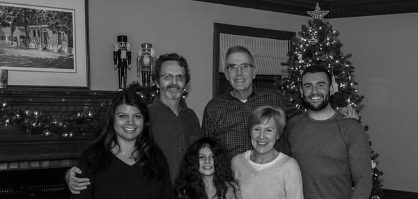 La familia de Woolnough
