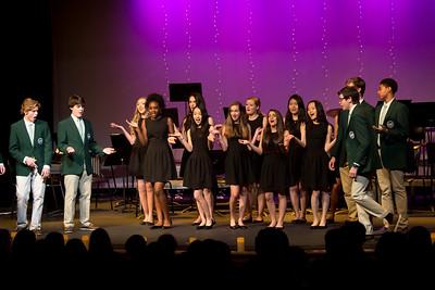 Winter Concert at the Berkshire School 2014