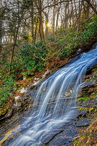 Cascade Sunlight