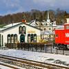 Depot Square Winter