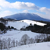 Mount Jefferson Winter