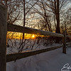 Winter sunset #2