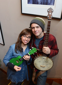 Tania Barricklo-Daily Freeman  Ruthy Ungar and Mike Merenda of the Mike and Ruthy Band will be hosting hte Winter Hoot this Weekend starting Friday evening at the Ashokan Center.