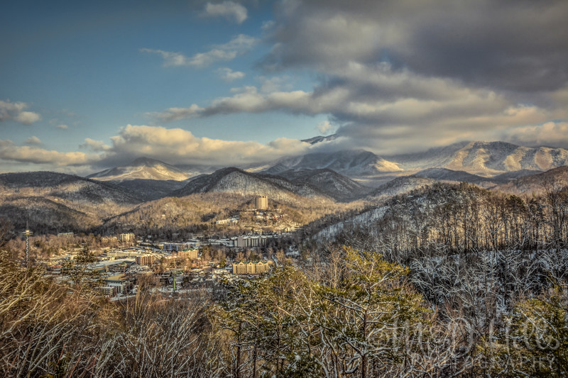Winter In Gatlinburg