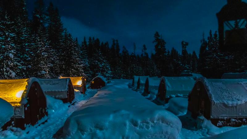 Teton NP Yellowstone NP