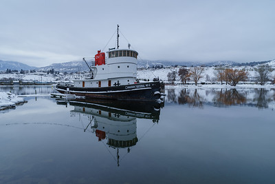 Snowy CN Tug