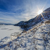 Winter on Skaha Banks