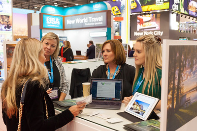 Winter Park Chamber of Commerce at WTM 2017