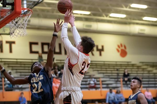 High School Basketball: Winter Park host University
