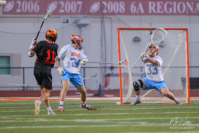 High School Lacrosse: Winter Park at Boone