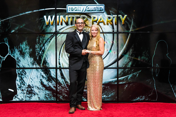 Winter Party - Red Carpet 2016