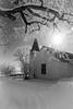 Florida Mesa Church winter