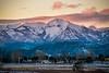 La Plata Mountains, Sundown Dec. 2014