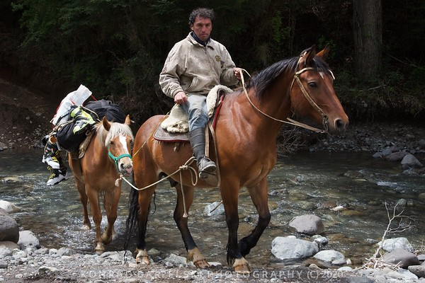 The Gaucho and the Ski Boots