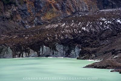 The Black Glacier
