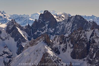 The Monte Rosa Massif
