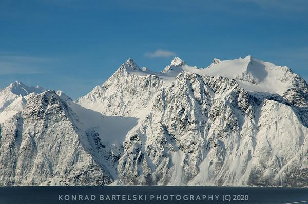 The Lyngen Alps