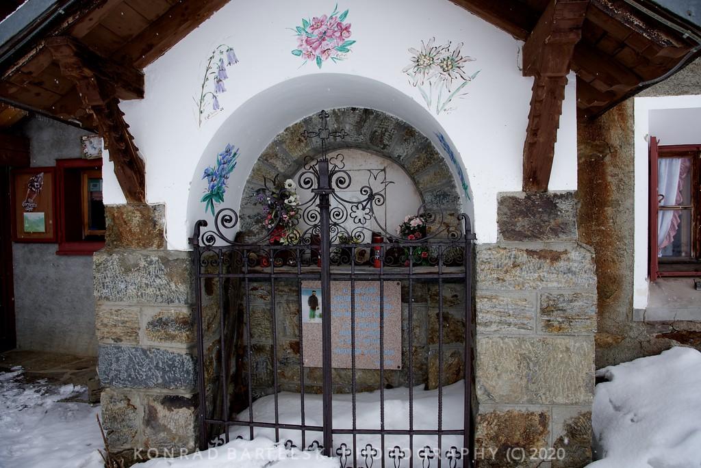 The Refugio Cesare Braca