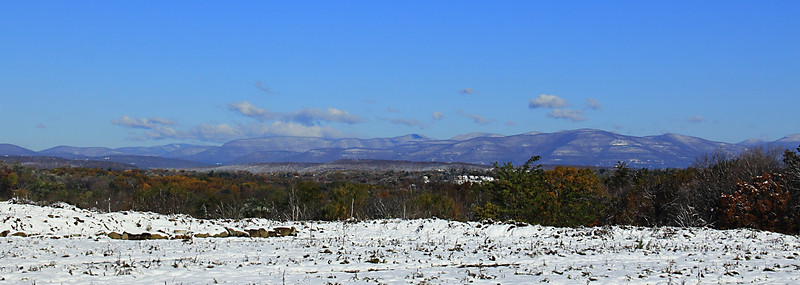 Catskill mountains October 30th 2011 after nor-easter in NYS...1st snow fall of the year!