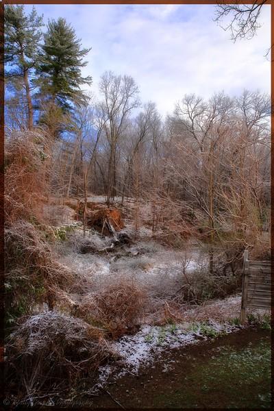 April Snowfall in NY