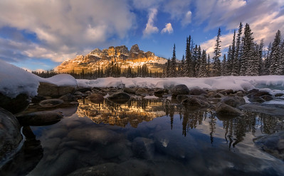 Castle Mountain