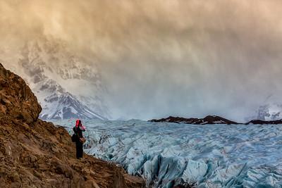 Svinafellsjokull Glacier Svinafell