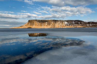 Giant Padlock, Snæfellsnes Peninsula