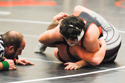 Jonesville vs Union City Wrestling