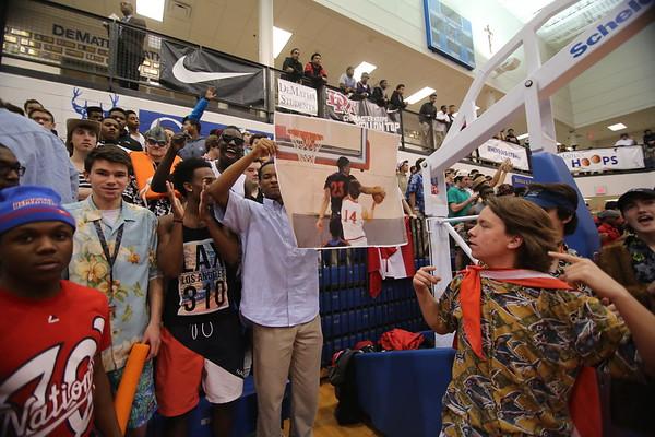 Boys Basketabll: DeMatha vs. St. Johns