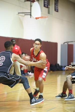 Boys Basketball: Burke vs. Washington International