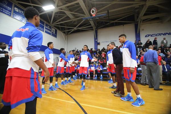 Boys Basketball: DeMatha vs. O'Connell