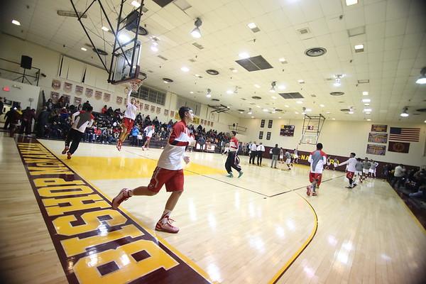 Boys Basketball: McNamara vs. St. John's