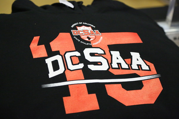 DCSAA Girls Basketball: Visitation vs. St. John's