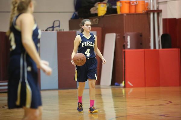 Girls Basketball: Field vs. Burke