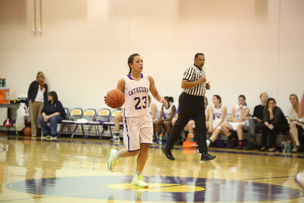 Girls Basketball: National Cathedral vs. Stone Ridge