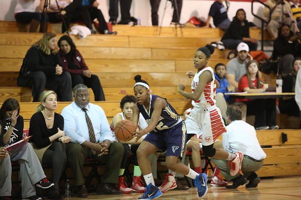 Girls Basketball: St. John's vs. Good Counsel