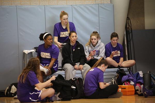 ISL AA Girls Basketball Championship: Visitation vs. National Cathedral