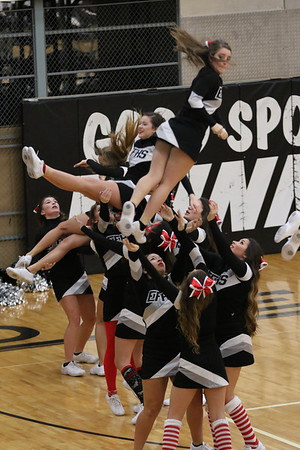 Edsel Cheerleaders