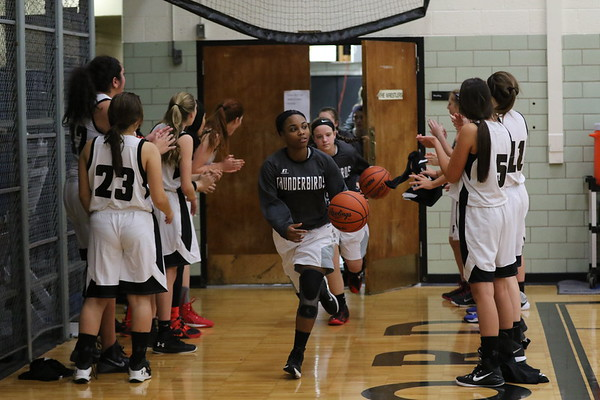 Edsel Girls Varsity Basketball