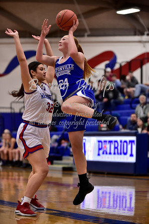 Lady Patriots vs Lady Cruisers 1-7-2020.....by Barney