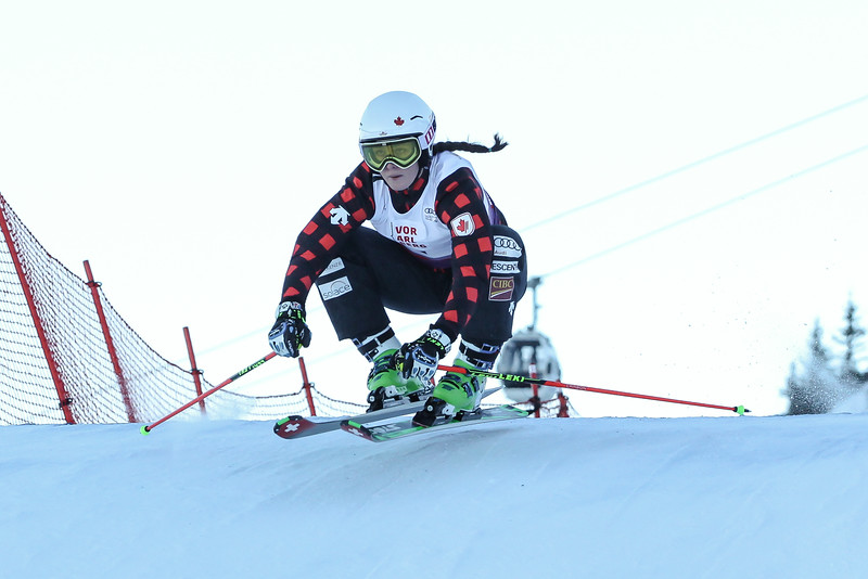 Audi FIS Ski Cross World Cup - Montafon, AUT