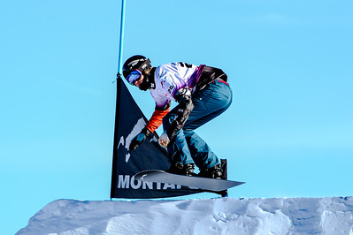 FIS Snowboard Cross World Cup 2016/17 - Montafon, AUT