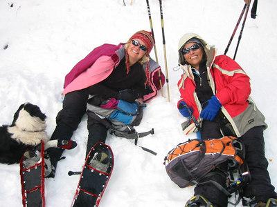 Snow Shoeing - Sugar Pine Point Jan '07