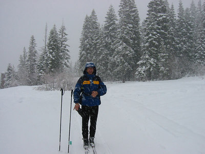 XC Skiing at Royal Gorge - Feb '07