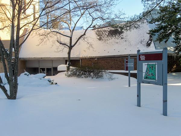 Winter Storm Jonas, January 2016