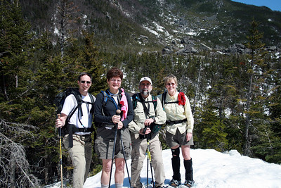 Carter Notch Hut 4/19/08