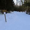 Ellis River Trail Jackson XC Ski Center 2/4/12